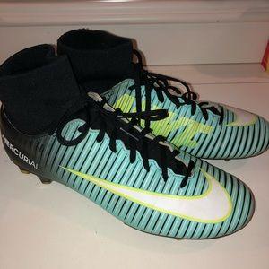 Nike Mercurial Soccer Cleats!